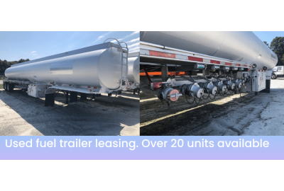 Fuel Tanker Rental